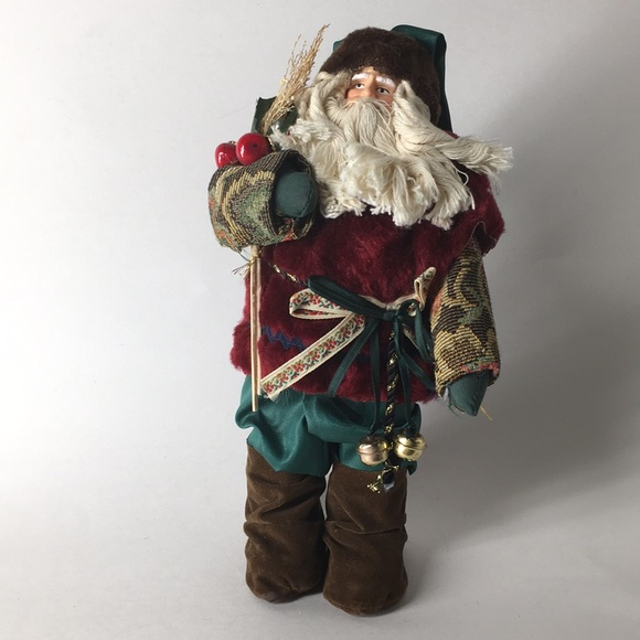 Holiday Old World Santa Claus Figurine Poshmark